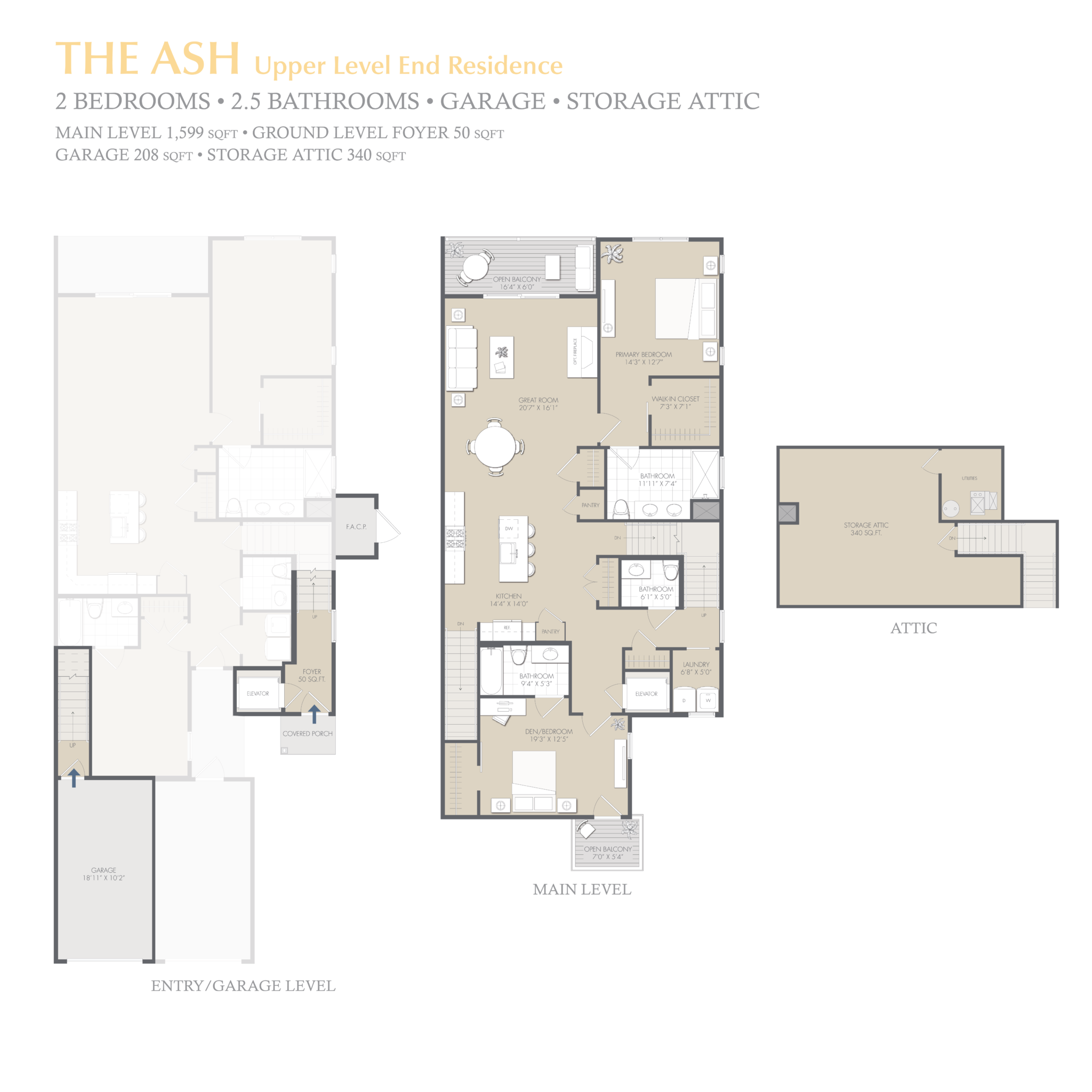 The Ash Floor Plan